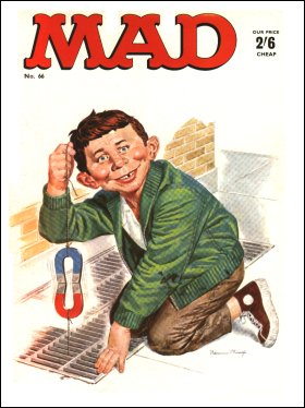 MAD Magazine #66 • Great Britain