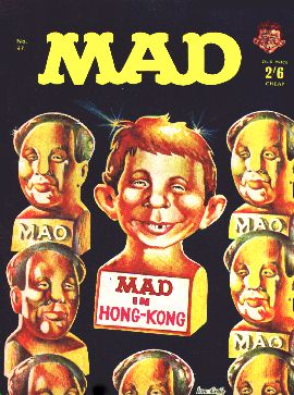 MAD Magazine #67 • Great Britain