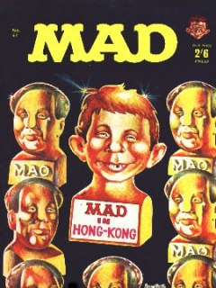 Go to MAD Magazine #67 • Great Britain