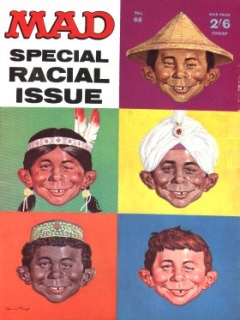 Go to MAD Magazine #68 • Great Britain