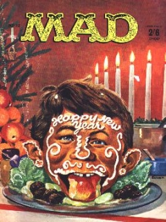 Go to MAD Magazine #72 • Great Britain