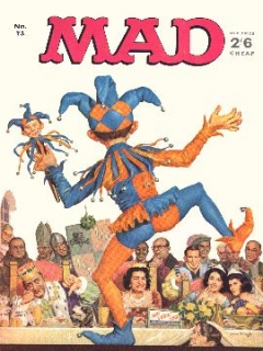 Go to MAD Magazine #73 • Great Britain