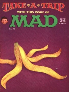 Go to MAD Magazine #74 • Great Britain