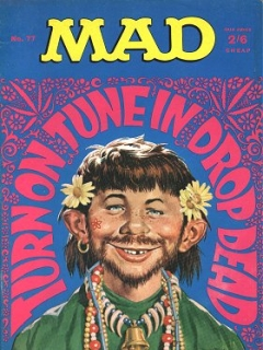 Go to MAD Magazine #77 • Great Britain