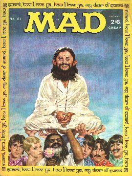 MAD Magazine #81 • Great Britain