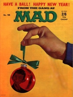 Go to MAD Magazine #106 • Great Britain