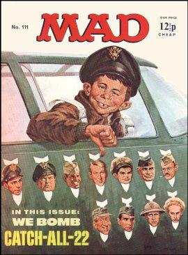 MAD Magazine #111 • Great Britain