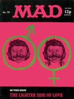 Go to MAD Magazine #112 • Great Britain