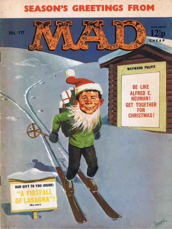 MAD Magazine #117 • Great Britain