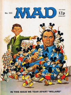 Go to MAD Magazine #123 • Great Britain