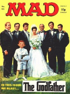 MAD Magazine #131 • Great Britain