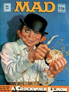 MAD Magazine #137 • Great Britain
