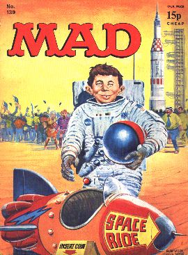 MAD Magazine #139 • Great Britain