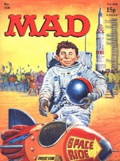Go to MAD Magazine #139 • Great Britain