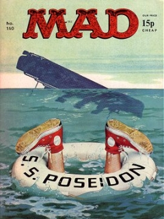 Go to MAD Magazine #140 • Great Britain