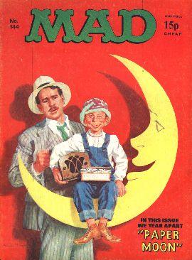 MAD Magazine #144 • Great Britain