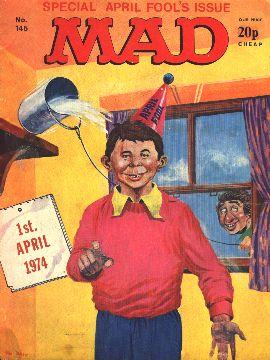 MAD Magazine #145 • Great Britain