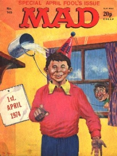 Go to MAD Magazine #145 • Great Britain