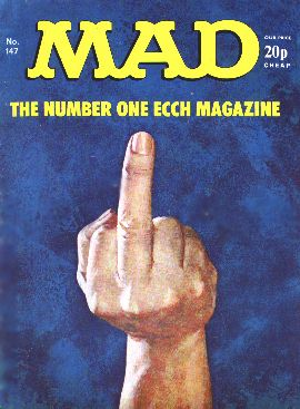 MAD Magazine #147 • Great Britain