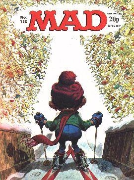 MAD Magazine #158 • Great Britain