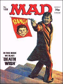 MAD Magazine #159 • Great Britain