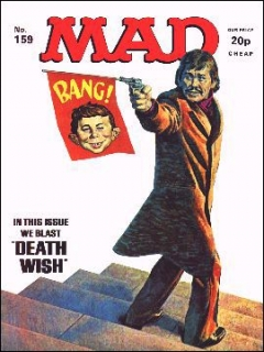 MAD Magazine #159 • Great Britain