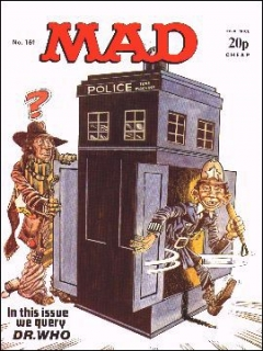 Go to MAD Magazine #161 • Great Britain