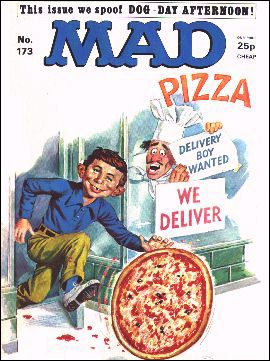 MAD Magazine #173 • Great Britain