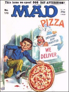 Go to MAD Magazine #173 • Great Britain