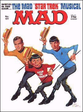 MAD Magazine #177 • Great Britain