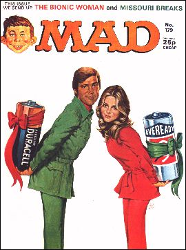 MAD Magazine #179 • Great Britain