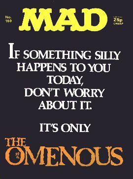 MAD Magazine #180 • Great Britain