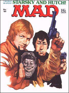 MAD Magazine #181 • Great Britain