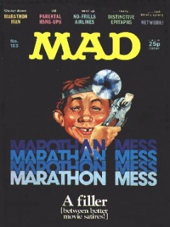 Go to MAD Magazine #183 • Great Britain