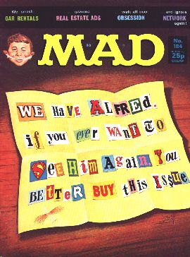 MAD Magazine #184 • Great Britain
