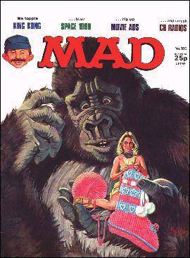 MAD Magazine #185 • Great Britain