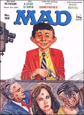 MAD Magazine #186 • Great Britain