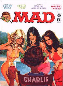 MAD Magazine #187 • Great Britain