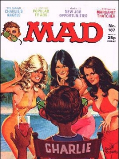 Go to MAD Magazine #187 • Great Britain