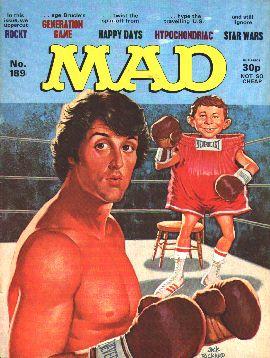 MAD Magazine #189 • Great Britain