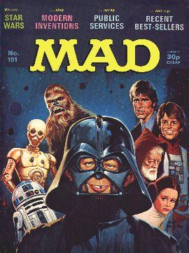MAD Magazine #191 • Great Britain