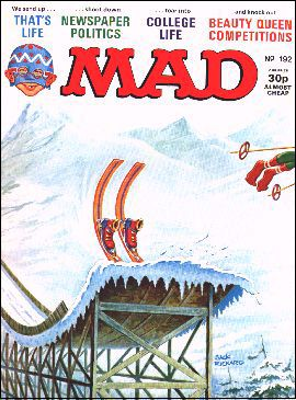 MAD Magazine #192 • Great Britain