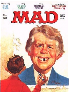 Go to MAD Magazine #193 • Great Britain