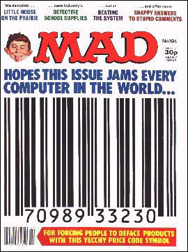 MAD Magazine #194 • Great Britain