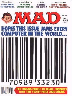 Go to MAD Magazine #194 • Great Britain