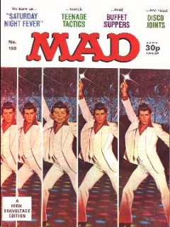 Go to MAD Magazine #198 • Great Britain