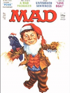 Go to MAD Magazine #200 • Great Britain