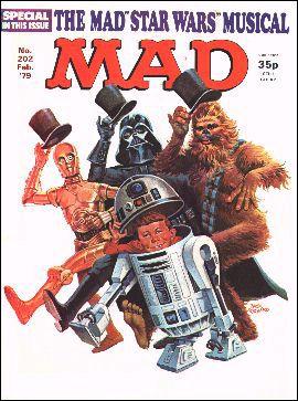 MAD Magazine #202 • Great Britain