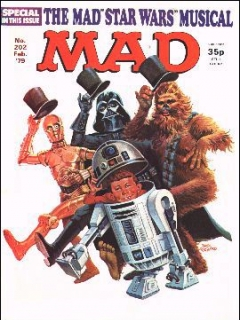 MAD Magazine #202 (Great Britain)