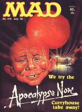 MAD Magazine #219 • Great Britain